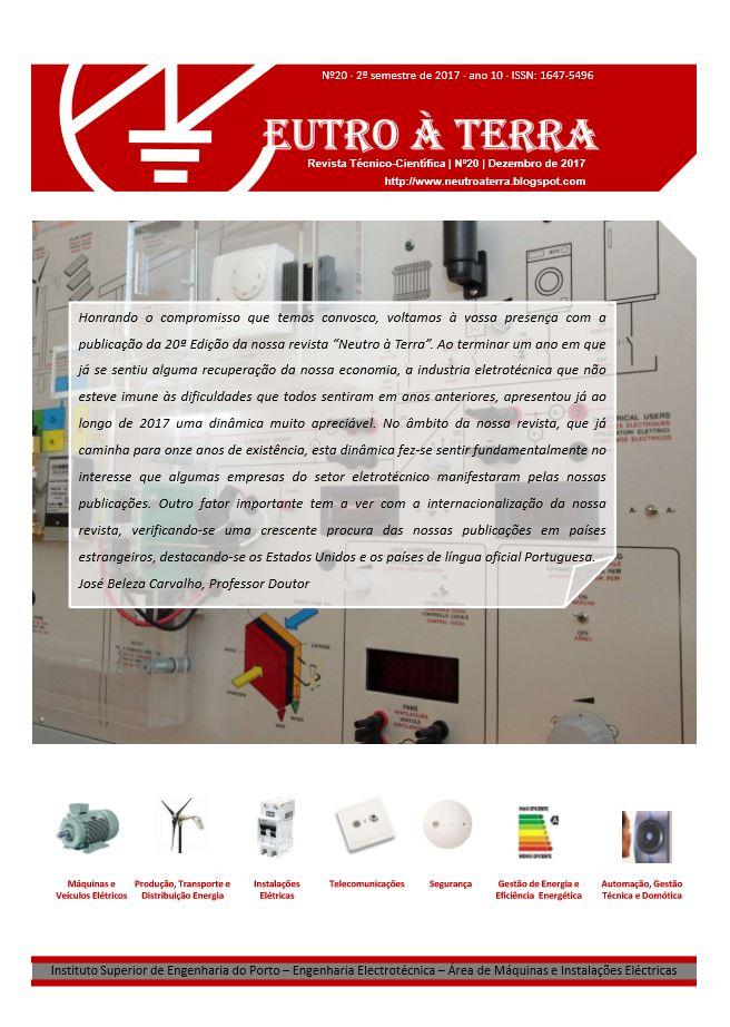 View No. 20 (2017): Revista Técnico-Científica (Segundo Semestre)